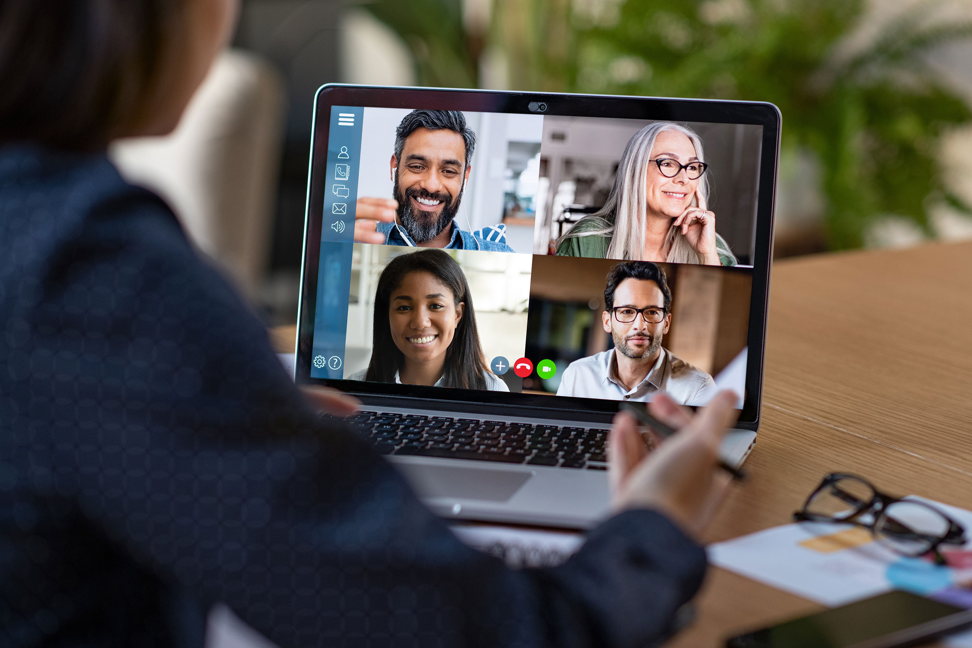 Leading Accountable Virtual Teams with Adobe Connect & Paradigm Learning